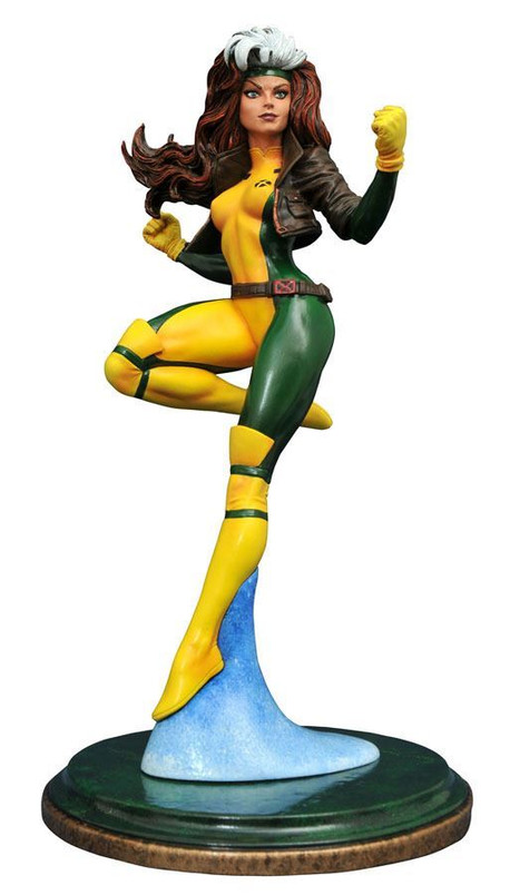 "Marvel Premier Collection Rogue 12"" Resin Statue"