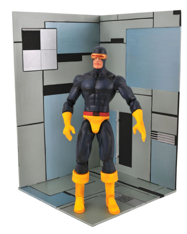 Marvel Select Cyclops Action Figure