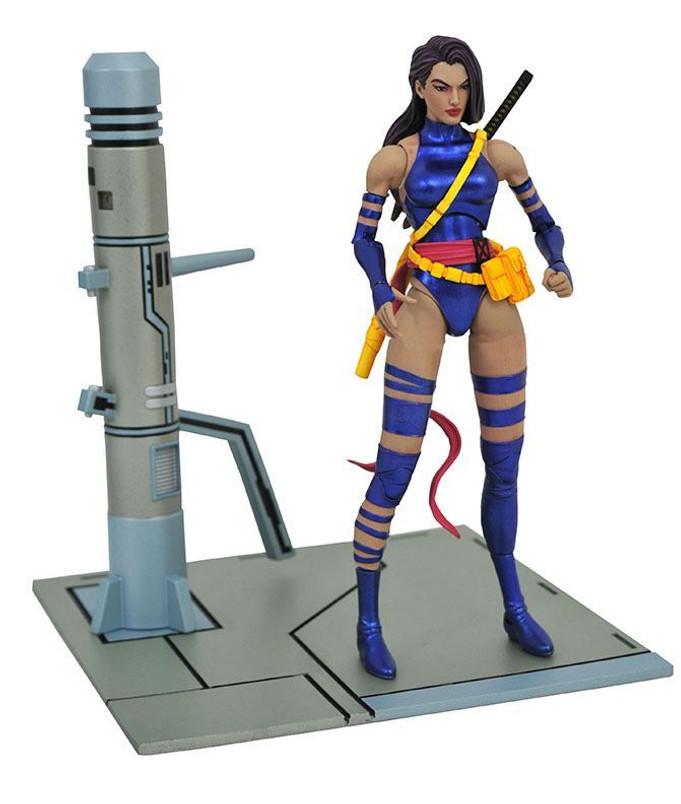Marvel Select Psylocke Action Figure
