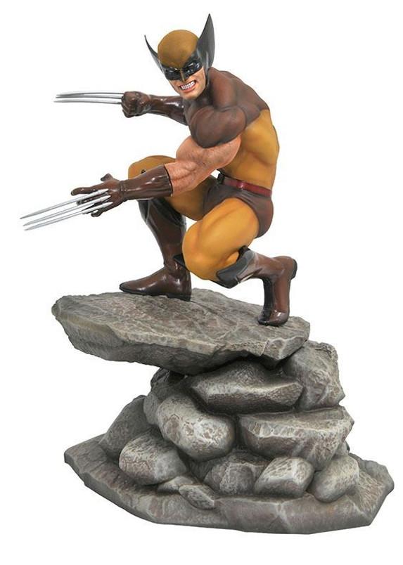 Wolverine Gallery Diorama
