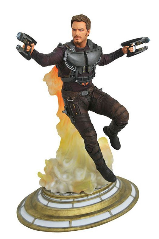 Marvel Gallery Guardians of the Galaxy Vol. 2 Movie Star-Lord Unmasked PVC Diorama