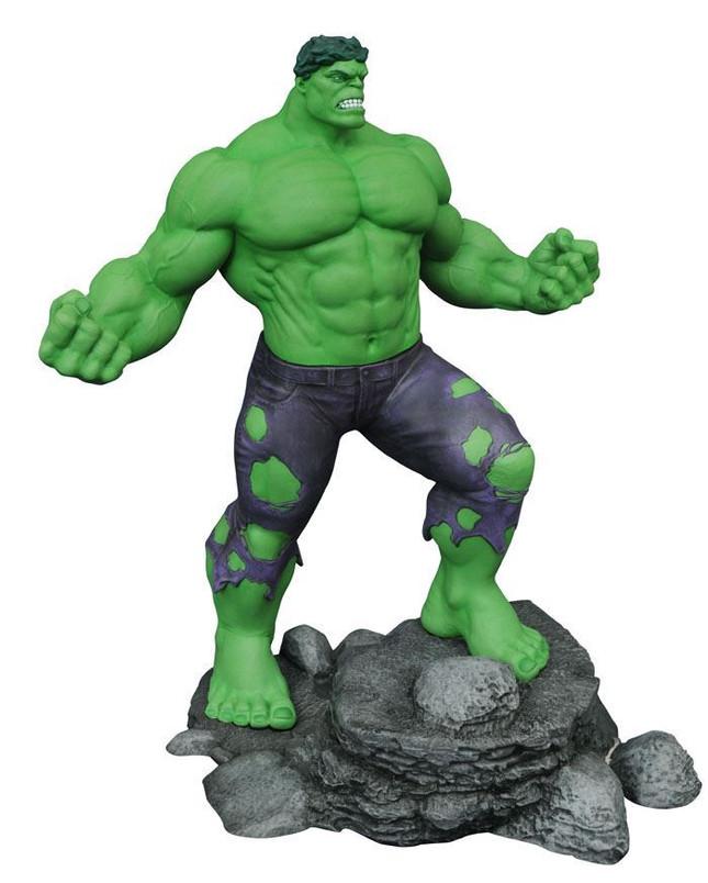 "Marvel Gallery Hulk 11"" PVC Diorama"