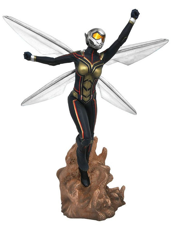 Marvel Movie Gallery Ant-Man & The Wasp The Wasp PVC Diorama