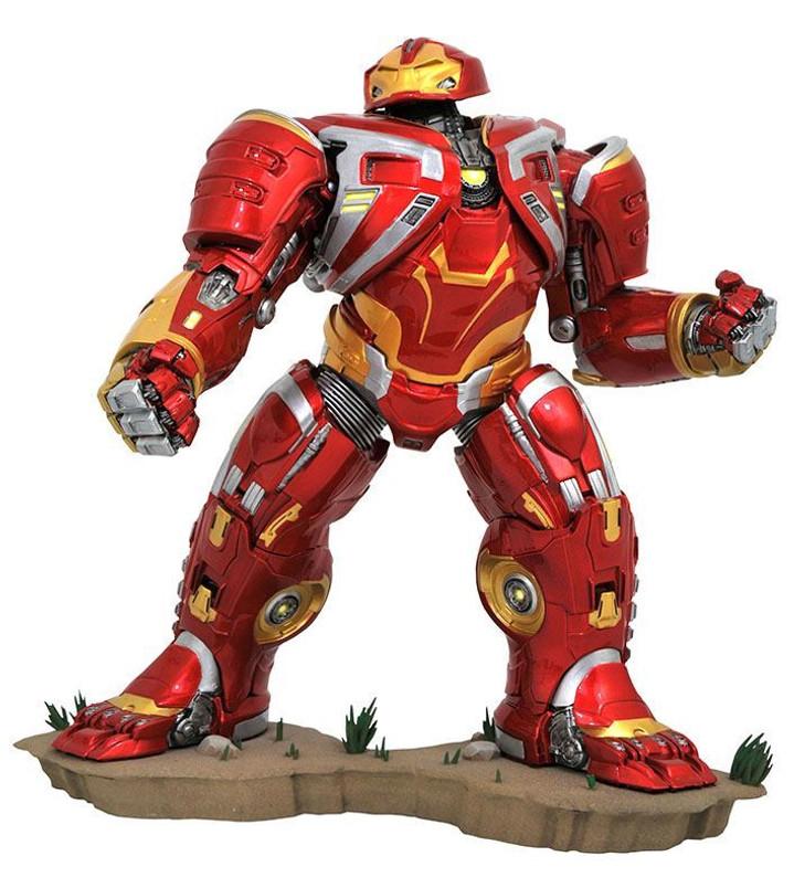 Iron Man (Hulkbuster) Deluxe Gallery Diorama