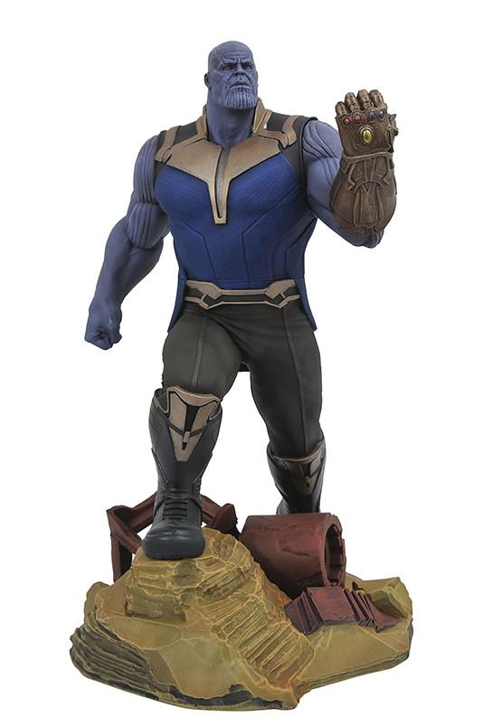 Thanos Gallery Diorama