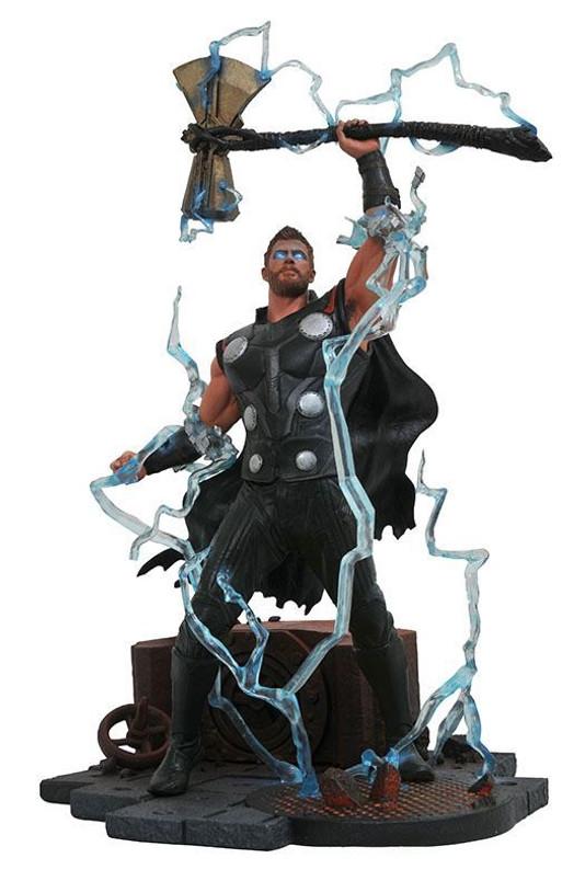 Thor Gallery Diorama
