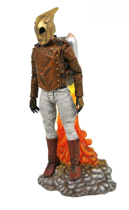 The Rocketeer (Disney Classic) Select Action Figure