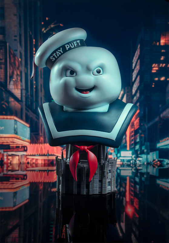 Ghostbusters Mr. Stay-Puft Legends in 3-Dimensions 1:2 Scale Bust