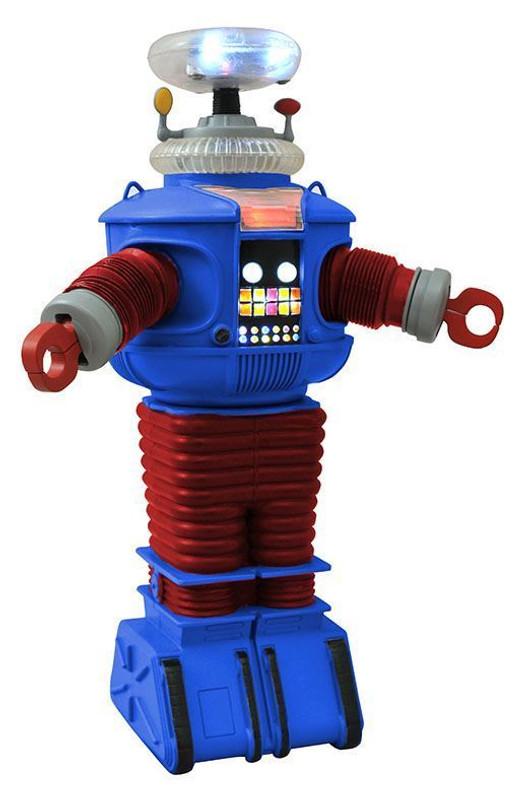 B9 Robot (Retro) Electronic Lights & Sounds