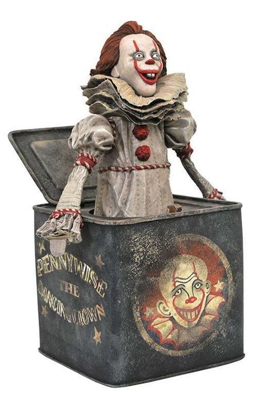 IT Chapter 2 Pennywise in the Box PVC  Gallery