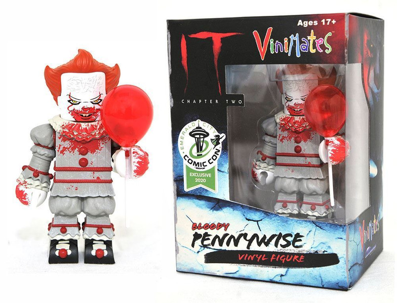 IT Bloody Pennywise  ECCC 2020 Vinimate