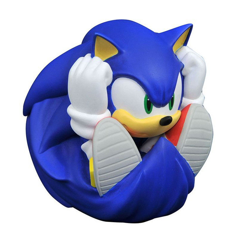 Sonic the Hedgehog Coin Bank