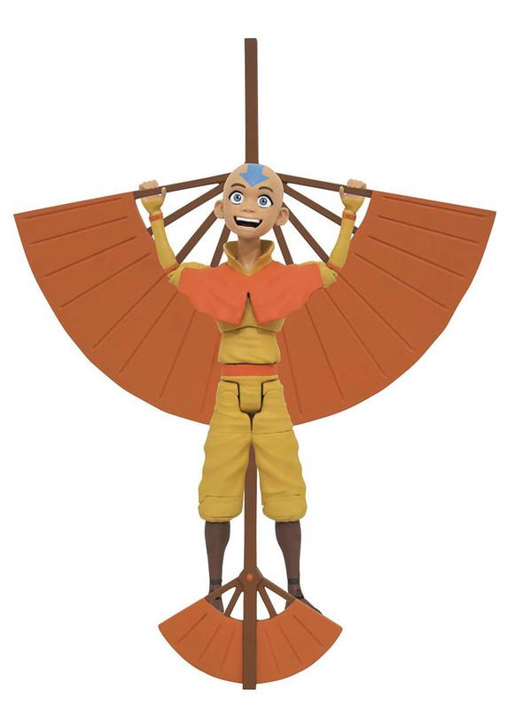 Aang (Series 2) Action Figure