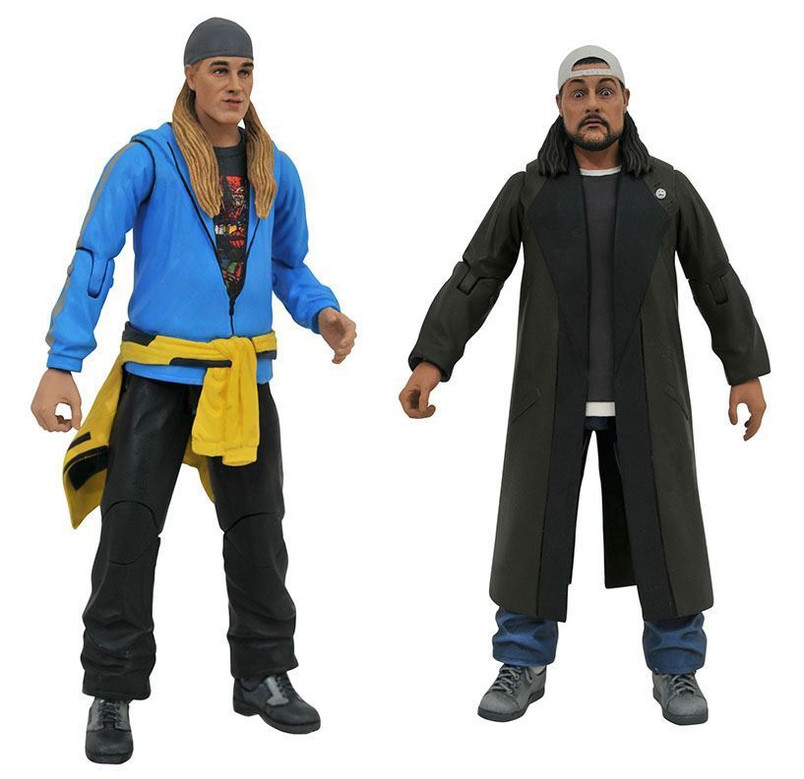 Jay and Silent Bob Reboot - Bob Select Action Figure