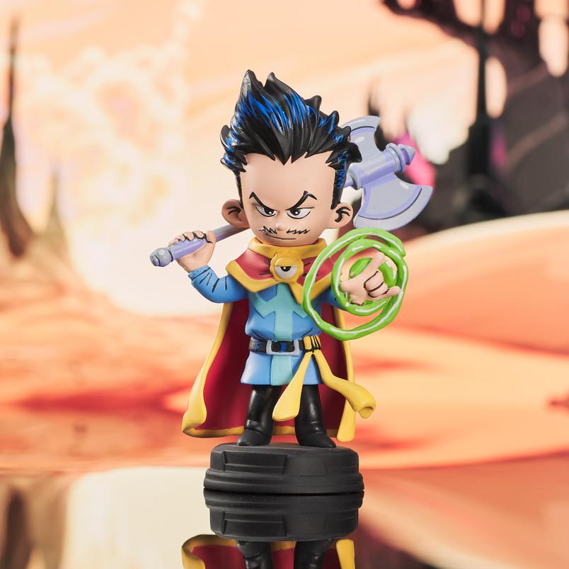 Dr Strange Marvel Animated Style Statue