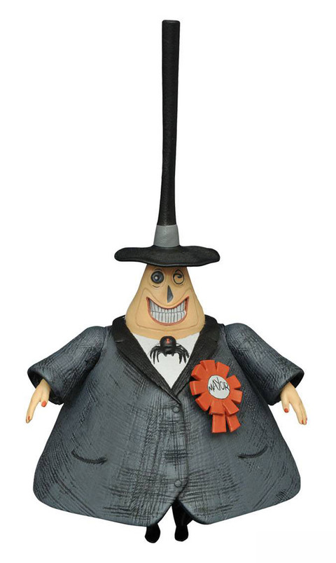 Mayor Action Figure