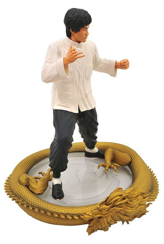 Bruce Lee (80th Birthday) Premier Collection Statue