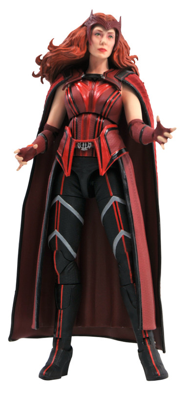 Scarlet Witch Select Action Figure
