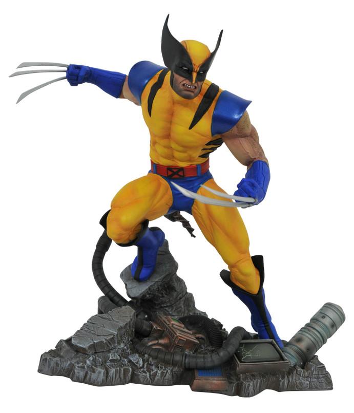 Marvel Gallery VS Wolverine Gallery Diorama