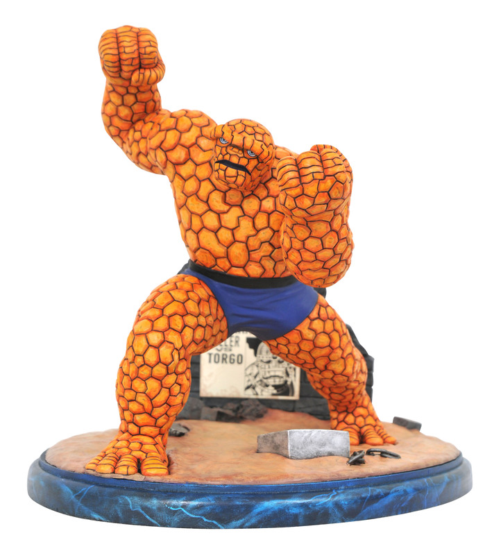 Thing Premier Collection Statue