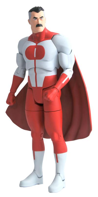Omni-Man (Series 1) Action Figure