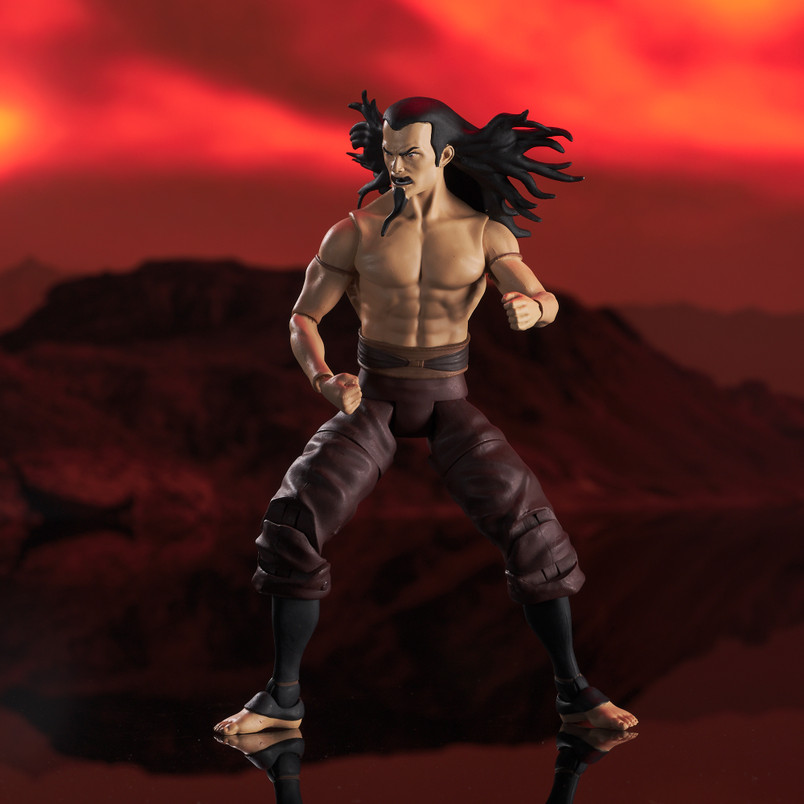 Lord Ozai (Series 3) Deluxe Action Figure