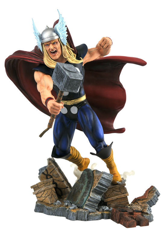Thor (Classic) Gallery Diorama