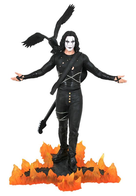 The Crow - Eric Draven Premier Collection Statue