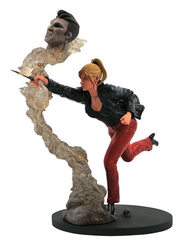 Buffy Summers Gallery Diorama