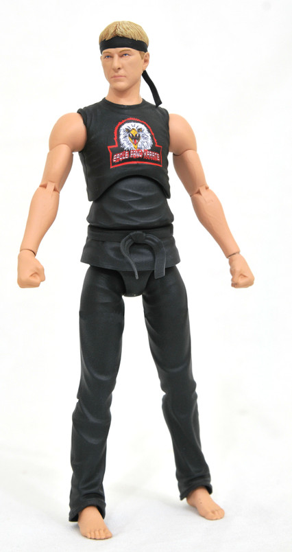 Johnny Lawrence (Eagle Fang) Action Figure