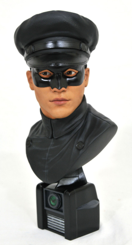 Kato Legends in 3-Dimensions Bust