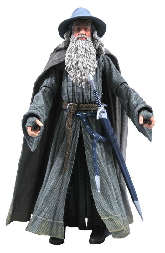 Gandalf (Series 4) Deluxe Action Figure
