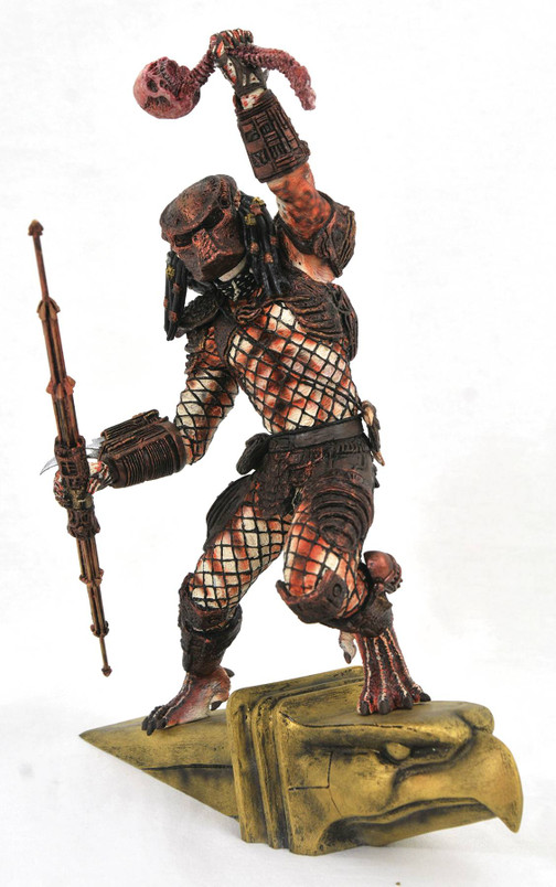 Predator (Hunter) Gallery Diorama