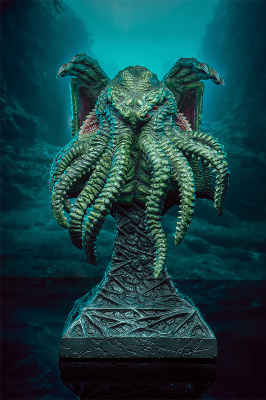 Cthulhu Legends in 3-Dimensions 1:2 Scale Bust