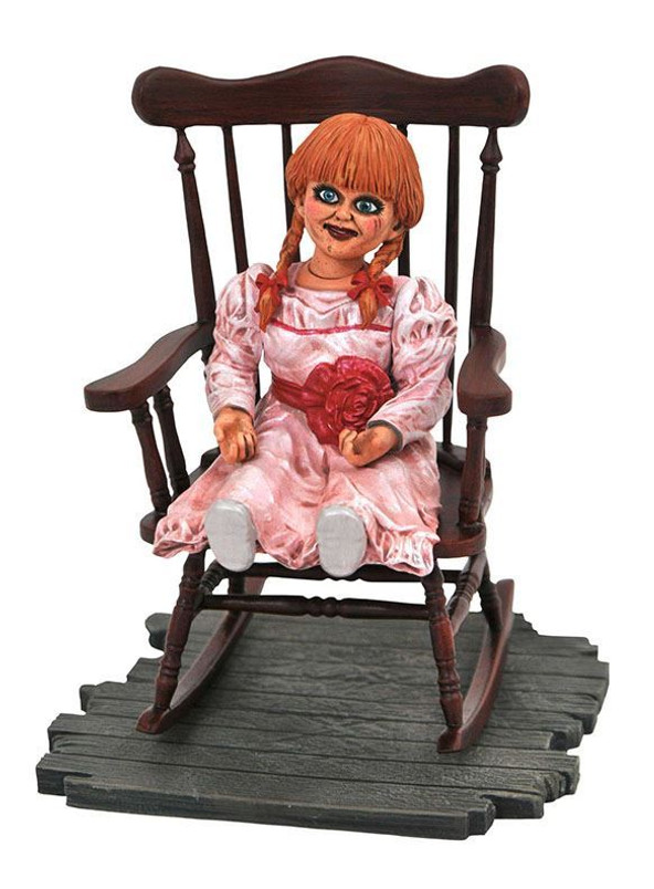 Annabelle Horror Movie Gallery PVC Diorama