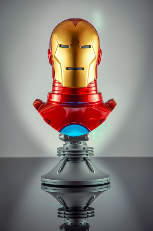 Marvel Iron Man Legends in 3-Dimensions  1:2 Scale Bust