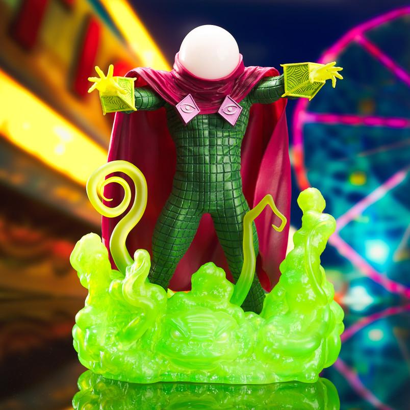 Marvel Comic Gallery Mysterio PVC Diorama
