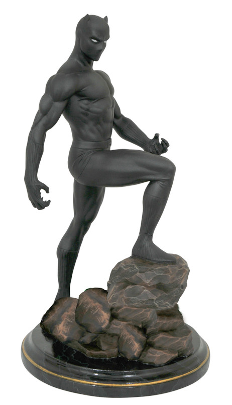 Black Panther Premier Collection Statue