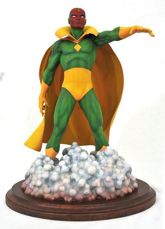Marvel Comic Premier Collection Vision Statue