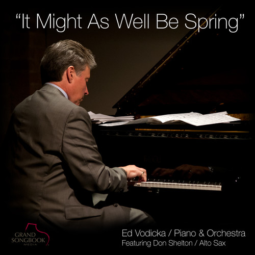"""It Might As Well Be Spring"" single cover"