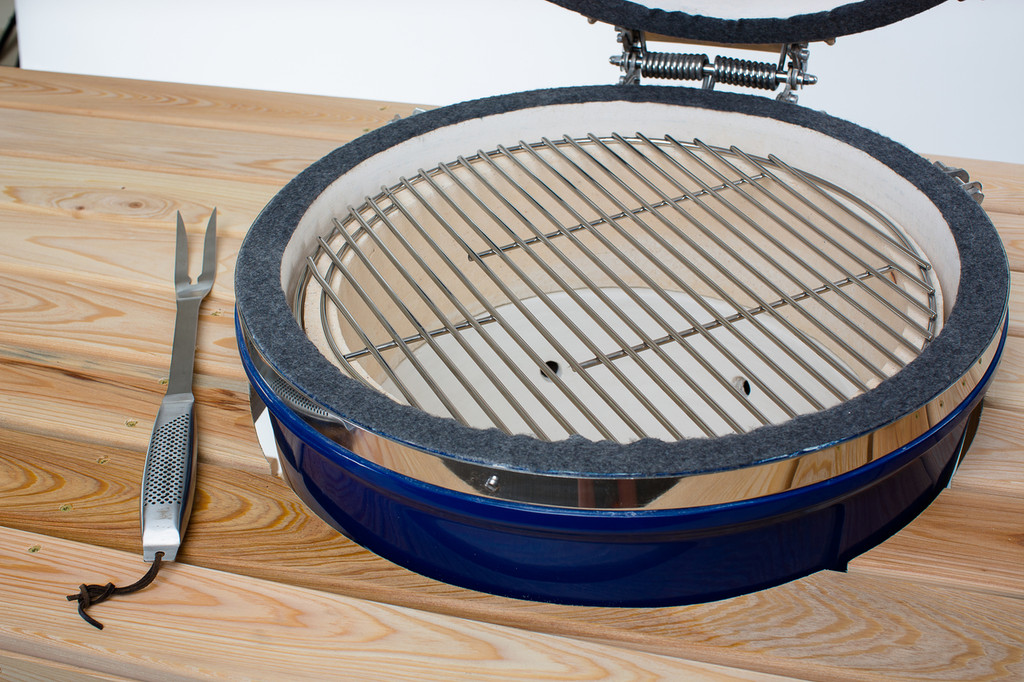 """304 Stainless Quick Access Cooking Grill - 22"""""""
