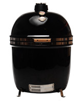 NEW! Infinity X2 XL Kamado - Black Solo