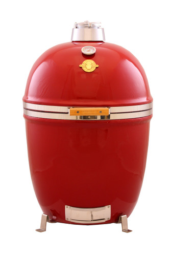 Infinity Series PRO Kamado - Large - Red