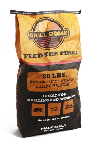 GRILL DOME CHOICE LUMP