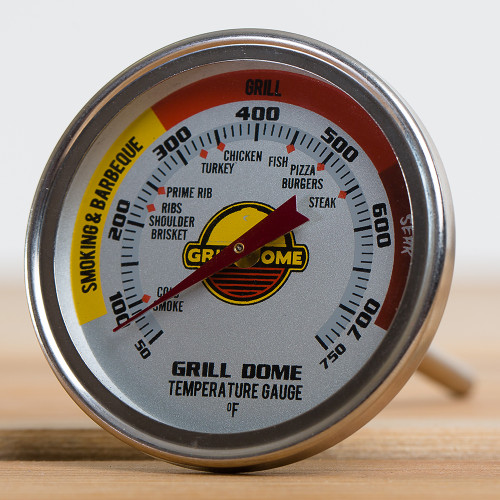 Grill Dome Dial-it-in Gauge