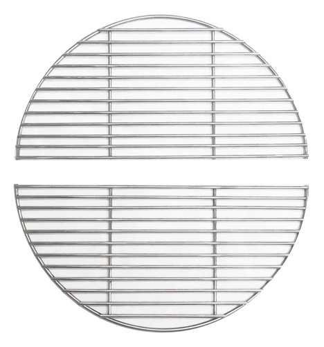 304 SS Half Cooking Grill (Set of 2)
