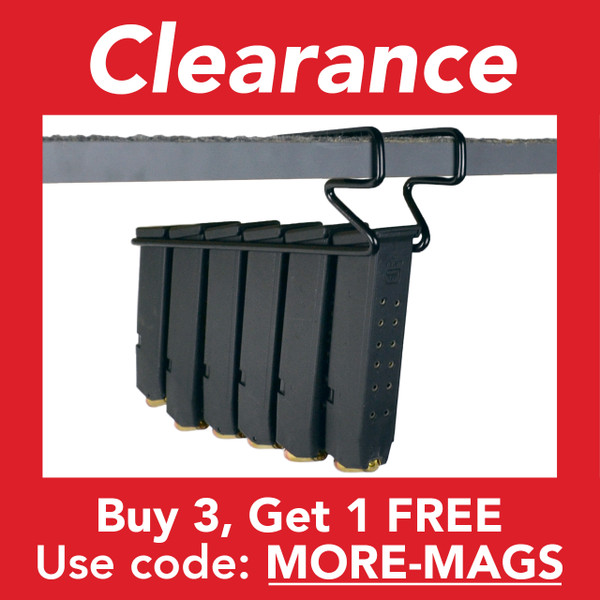 Original Mag Minder - Gun Magazine Storage Rack