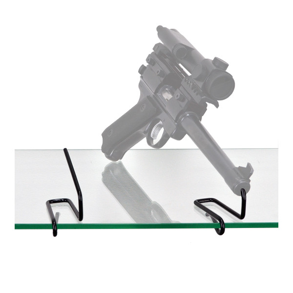 Front Kiks Pistol Display Stand