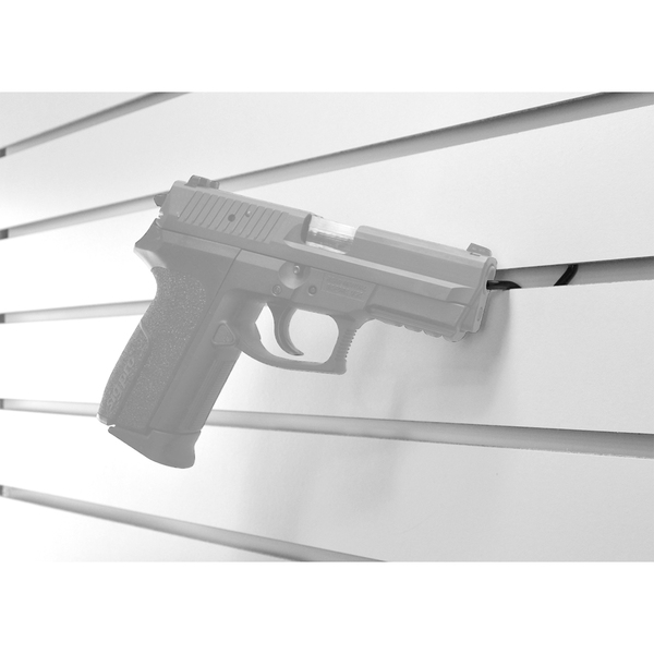 Slatwall Snipers Handgun Display Hook