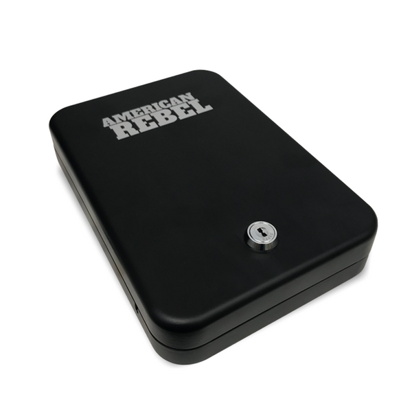 American Rebel AR-110 Key Vault Handgun Safe